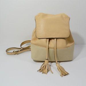 REBECCA MINKOFF Mansfield Backpack Tote Purse